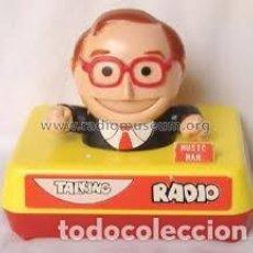 Vintage: RADIO AÑOS 60 TALKING RADIO. Lote 66912874