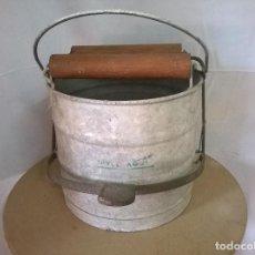 Vintage: CUBO RODEX DE MANUEL JALON 1957 / POZAL. Lote 68544101