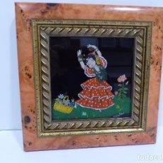 Vintage: PINTURA EN AZULEJO. Lote 68939669