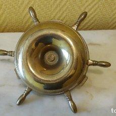 Vintage: CENICERO DE BRONCE. Lote 70313477
