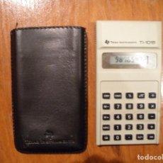 Vintage: CALCULADORA TEXAS INSTRUMENTS TI-1015 NUEVA. Lote 70388697