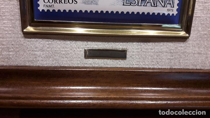 Vintage: ESTATUT DAUTONOMIA DE CATALUNYA 1979. ESMALTE AL FUEGO. TIRADA 3000 EJ. NUMERADO 0465. - Foto 3 - 73495123