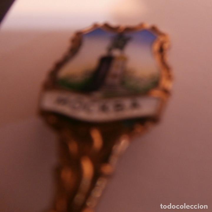 Vintage: Pareja de cucharillas Rusas - Foto 4 - 76773169