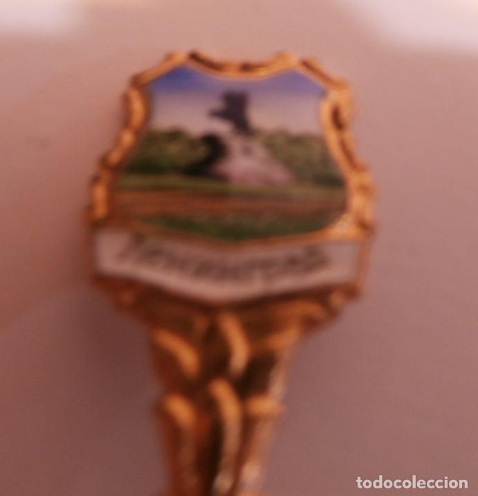 Vintage: Pareja de cucharillas Rusas - Foto 5 - 76773169