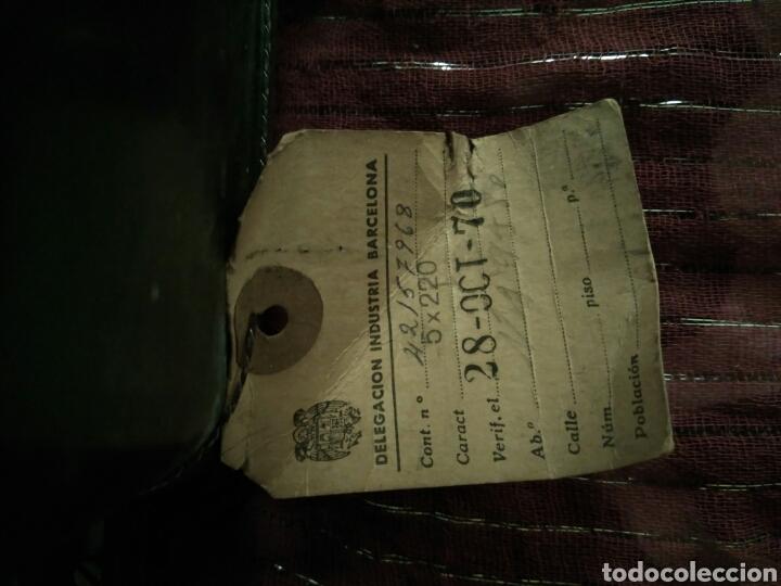 Vintage: Contador electricidad antiguo Siemens - Foto 2 - 74569935