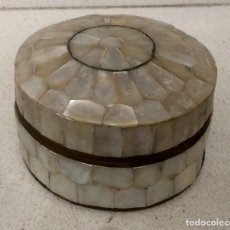 Vintage - Pequeña caja de nácar, mitad S XX. - 75202970