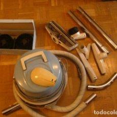 Vintage: ASPIRADORA (VACUUM CLEANER). MARCA: GENERAL ELECTRIC (GL). MODELO: C14G. (COMPLETA DE ACCESORIOS). Lote 71642175