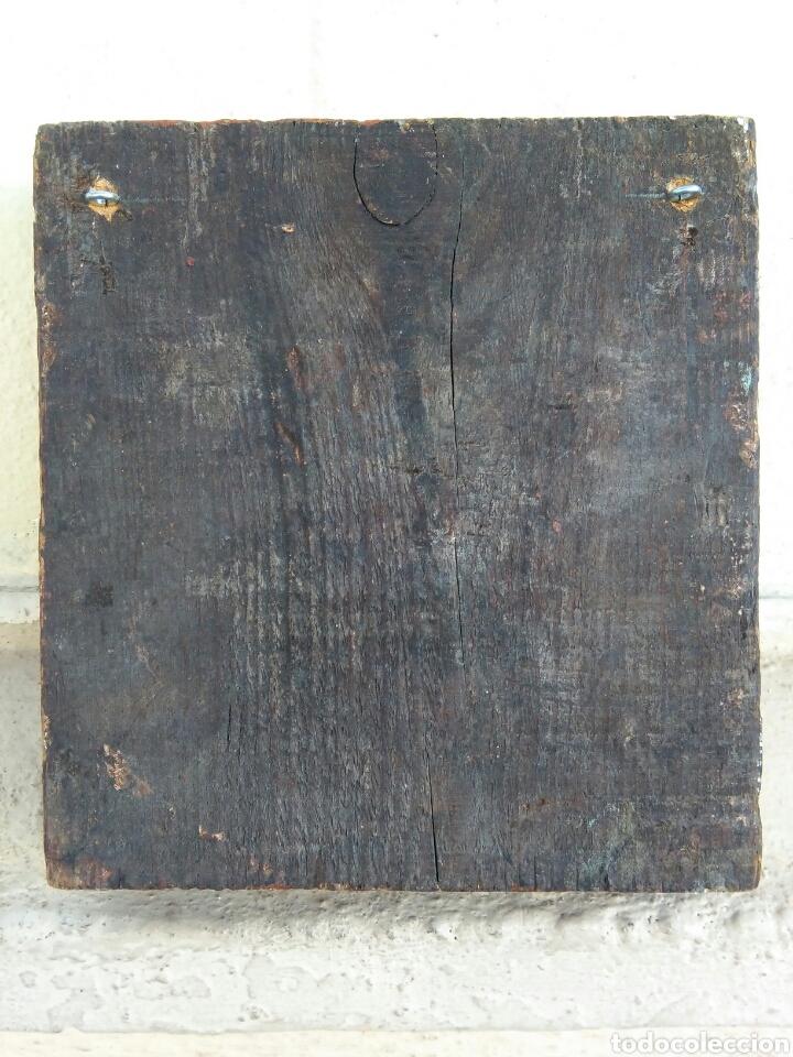Vintage: Los 12 signos del zodiaco en madera policromada (Horoscopo) - Foto 8 - 76811629