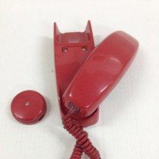 Vintage: TELÉFONO FIJO GONDOLA DE PARED. Lote 120163727