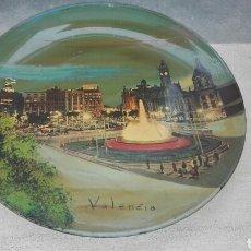 Vintage: PLATO IMAGEN DE VALENCIA. Lote 81120750