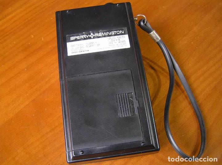 Vintage: CALCULADORA SPERRY REMINGTON 661-D AÑO 1973 - SPERRY REMINGTON CALCULATOR 661D - - Foto 29 - 81318348