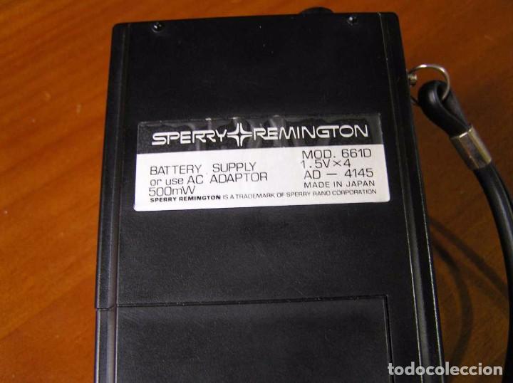 Vintage: CALCULADORA SPERRY REMINGTON 661-D AÑO 1973 - SPERRY REMINGTON CALCULATOR 661D - - Foto 30 - 81318348