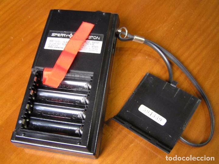 Vintage: CALCULADORA SPERRY REMINGTON 661-D AÑO 1973 - SPERRY REMINGTON CALCULATOR 661D - - Foto 48 - 81318348