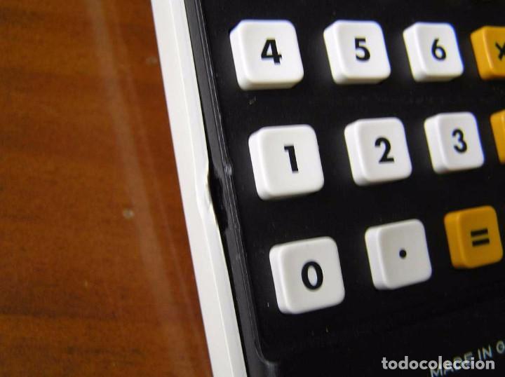 Vintage: CALCULADORA ARISTO M42 S AÑOS 70 - ARISTO ELECTRONIC CALCULATOR TASCHENRECHNER - - Foto 16 - 81900076