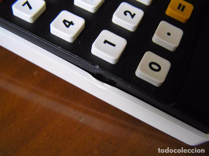 Vintage: CALCULADORA ARISTO M42 S AÑOS 70 - ARISTO ELECTRONIC CALCULATOR TASCHENRECHNER - - Foto 17 - 81900076