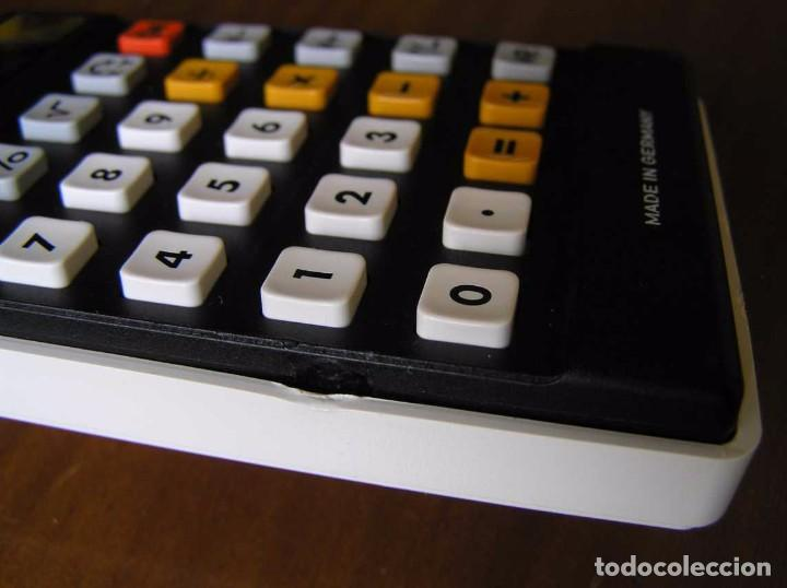 Vintage: CALCULADORA ARISTO M42 S AÑOS 70 - ARISTO ELECTRONIC CALCULATOR TASCHENRECHNER - - Foto 18 - 81900076