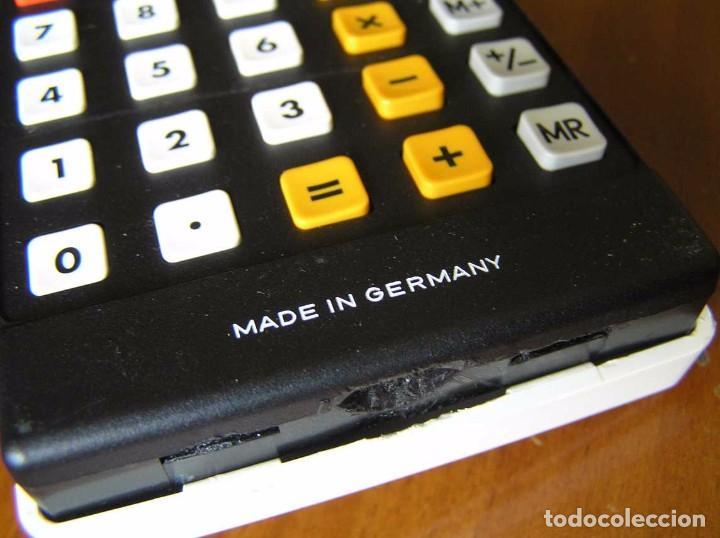 Vintage: CALCULADORA ARISTO M42 S AÑOS 70 - ARISTO ELECTRONIC CALCULATOR TASCHENRECHNER - - Foto 20 - 81900076