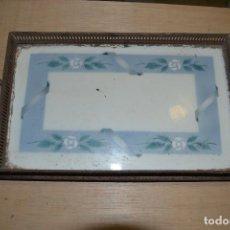 Vintage: BANDEJA PORCELANA ALEMANA BMF. Lote 82049796