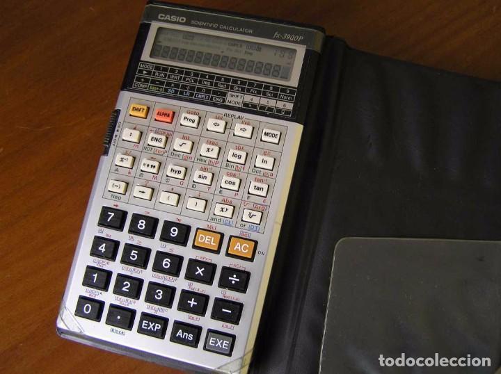 CALCULADORA CASIO FX-3900P SCIENTIFIC CALCULATOR CASIO 3900 P (Vintage - Varios)