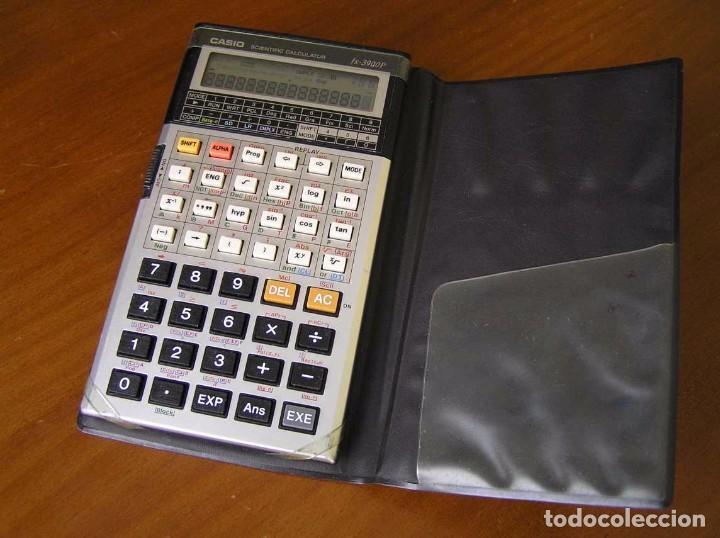 Vintage: CALCULADORA CASIO fx-3900P SCIENTIFIC CALCULATOR CASIO 3900 P - Foto 5 - 82536792