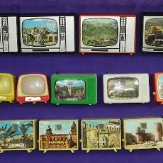 Vintage: LOTE VINTAGE, 22 VISORES DE DIAPOSITIVAS DE CIUDADES Y LUGARES DE ESPAÑA. TODAS FUNCIONAN . Lote 82893820