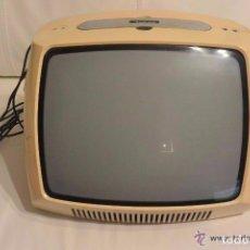 Vintage: TELEVISIÓN PORTATIL INTER MODELO TV 378. Lote 83402652