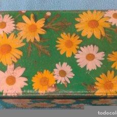 Vintage: LATA DE COLA CAO-VINTAGE-AÑOS 60/70. Lote 83692400
