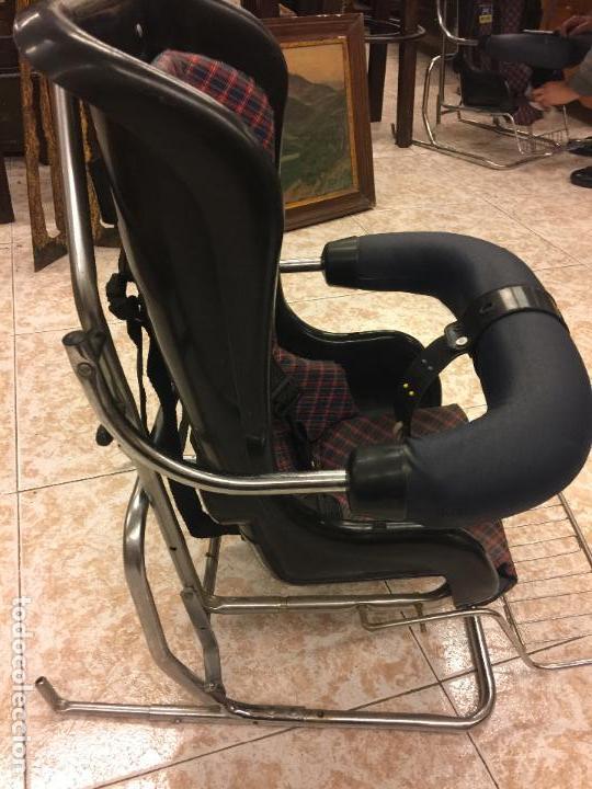 A os 70 silla de beb para autom vil retro vin comprar for Sillas de automovil