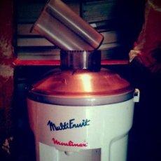 Vintage: MULTIFRUIT MOULINEX. Lote 85258376