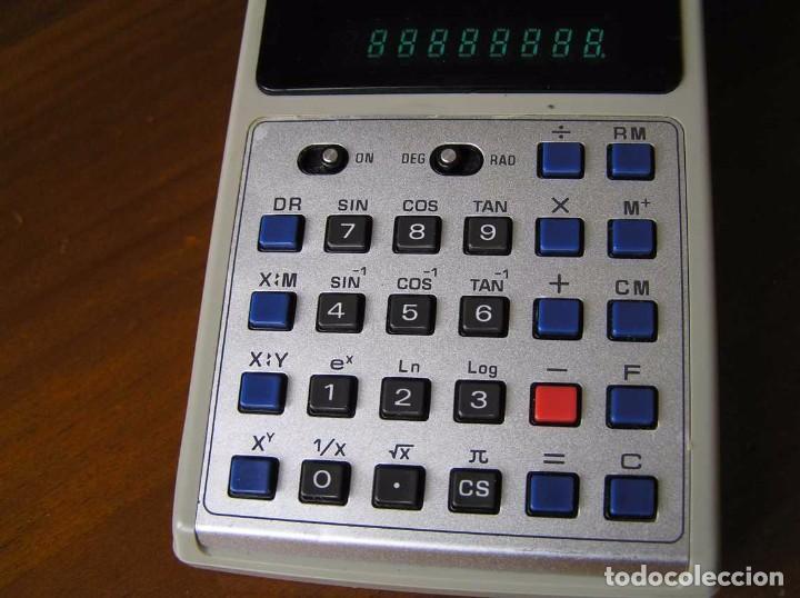Vintage: CALCULADORA SANYO CZ-8106 DE LOS AÑOS 70 CZ8106 CZ 8106 CALCULATOR - Foto 7 - 85728012