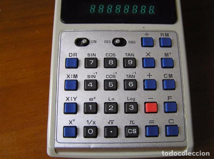 Vintage: CALCULADORA SANYO CZ-8106 DE LOS AÑOS 70 CZ8106 CZ 8106 CALCULATOR - Foto 16 - 85728012