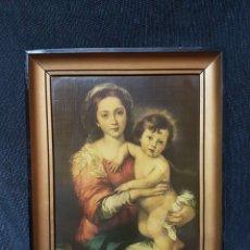 Vintage: CUADRO ENMARCADO. Lote 86207463