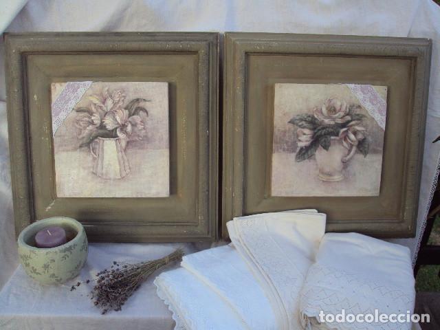 2 cuadros decorativos - Comprar en todocoleccion - 86681324