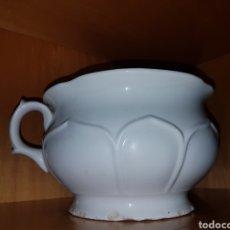 Vintage: ORINAL DE PORCELANA ANTIGUO. Lote 86750356