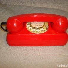 Vintage: TELEFONO VINTAGE ROJO. Lote 88461692