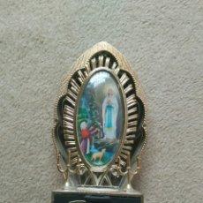 Vintage: RECUERDO LOURDES. Lote 89363848