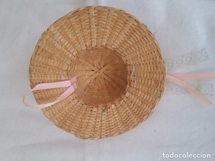 7eab425b4e7da sombrero de mimbre - Buy Other Vintage Objects For Decoration at ...