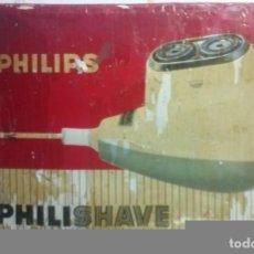 Vintage: MAQUINA DE AFEITAR PHILISHAVE AÑOS 60-70. Lote 90206716