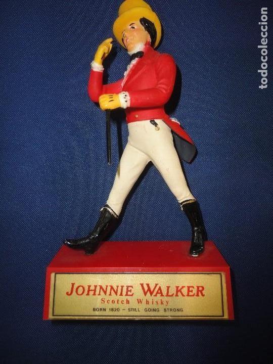 PERSONAJE DE JOHNNIE WALKER (Vintage - Decoración - Varios)