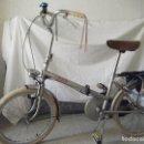 Vintage: BICICLETA DE PASEO DE LA PRESTIGIOSA MARCA ITALIANA LEGNANO. PLEGABLE. VINTAGE.. Lote 91510105
