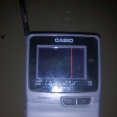 Vintage: MNI TV CASIO MODELO TV-770. Lote 91660345