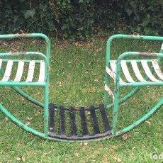 Vintage: ANTIGUO COLUMPIO BALANCIN DE NIÑO. Lote 91740290