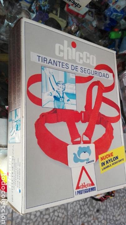 CHICCO TIRANTES DE SEGURIDAD SIN USAR (Vintage - Varios)