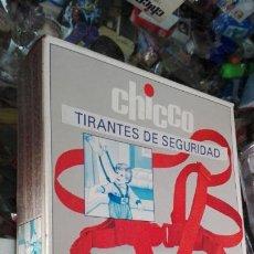 Vintage: CHICCO TIRANTES DE SEGURIDAD SIN USAR. Lote 92105768