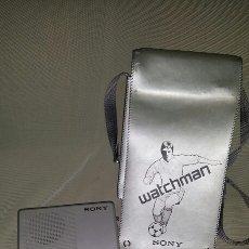 Vintage: SONY WATCHMAN FD40E MADE IN JAPAN. FUNCIONANDO. Lote 94926506