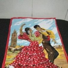 Vintage: 3-ORIGINAL PAÑO DE COCINA VINTAGE. Lote 95052071
