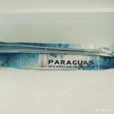 Vintage: PARAGUAS CORTINA DUCHA. Lote 95199787
