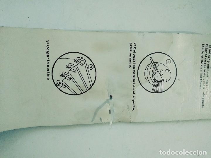 Vintage: paraguas cortina ducha - Foto 5 - 95199787
