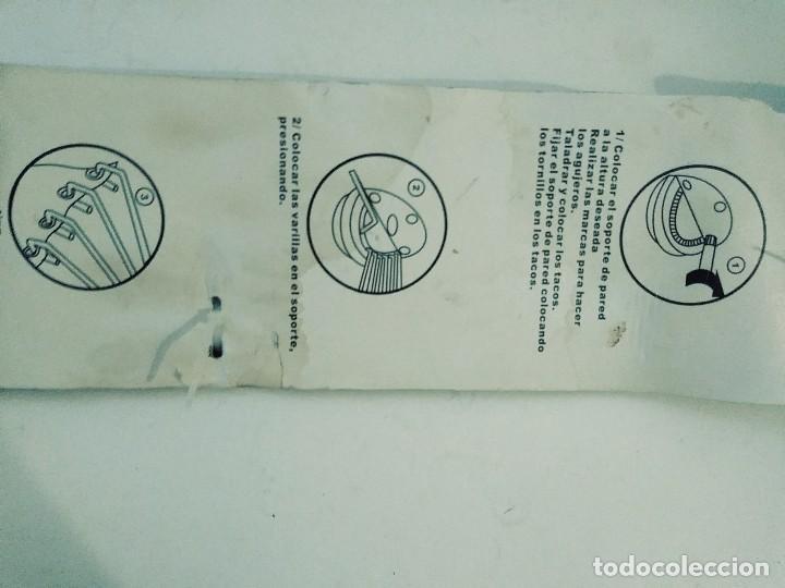 Vintage: paraguas cortina ducha - Foto 7 - 95199787