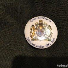 Vintage: CAJA PORCELANA QUEEN ELIZABTH II DIAMOND JUBIEE 1952-2012. Lote 95347279